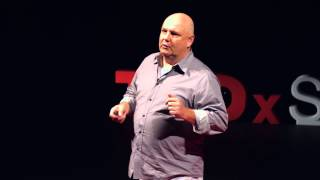 The future of work in an uncertain world: Chuck Hamilton at TEDxSFU