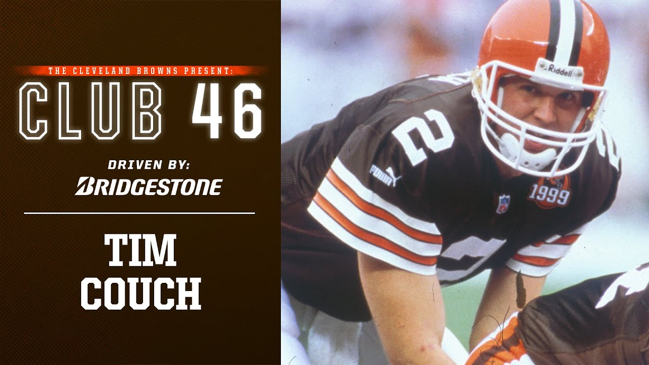 tim couch jersey