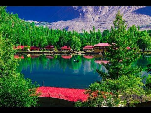 Shangrila Resort | Upper Kachura Lake | Skardu | Gilgit Baltistan | Pakistan