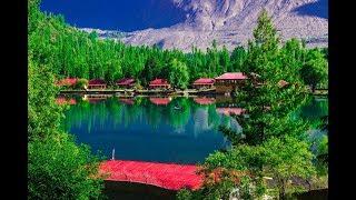 Shangrila Resort & Upper Kachura Lake - Skardu (Gilgit Baltistan, Pakistan)