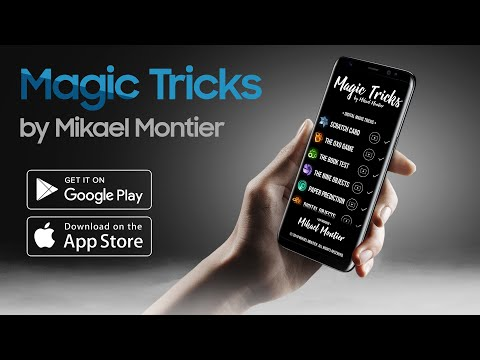Magic Tricks by Mikael Montier - Apps on Google Play