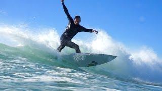 Finski Boys surfing in Portugal