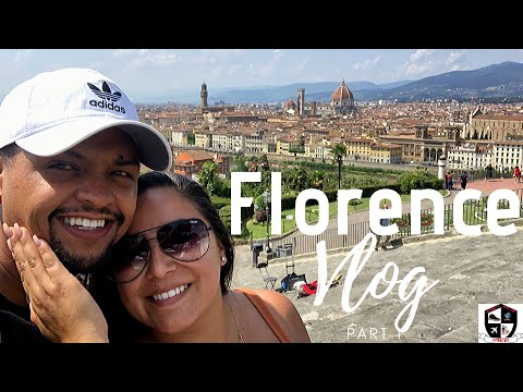 Florence, Italy Vlog Pt. 1|| WINE TASTING TUSCAN VILLAGES, & MORE (Things To Do While In Florence)