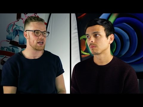 What's The Hardest Part About Being Gay? | Mitch & Greg #ProudToBe