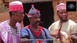 BARAYIN ZAMANI Latest Hausa Subtitled Movie
