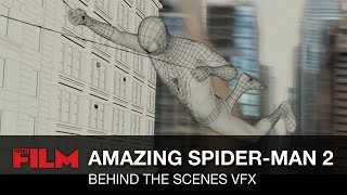 The Amazing Spider-Man 2 VFX Behind the Scenes