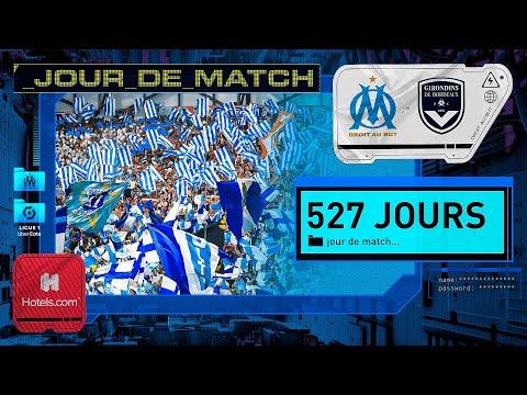 OM 2 - 2 Bordeaux | Les coulisses de la 1ère à domicile 🔥