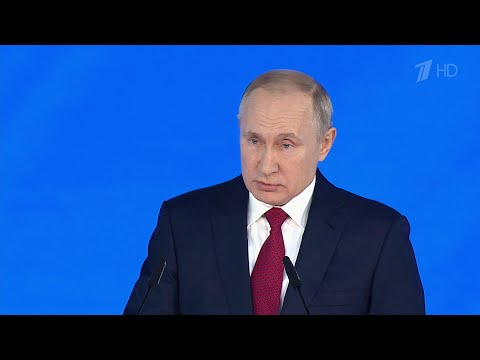 Владимир Путин поставил задачу об увеличении целевого приема в медицинские вузы в стране