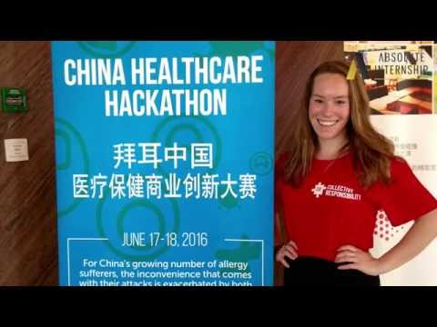 "Erin's Internship in Shanghai: ""Vlog"" Post #4"