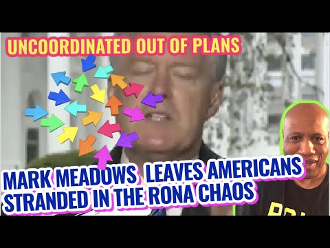 SHOCKING CONFESSION! Mark Meadows Trumps chief bootpolisher - runs outof answers contradicts Trump