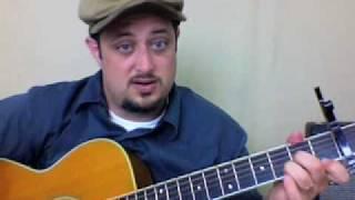 James Morrison w Nellie Furtado - Broken Strings guitar lesson tutorial how to play