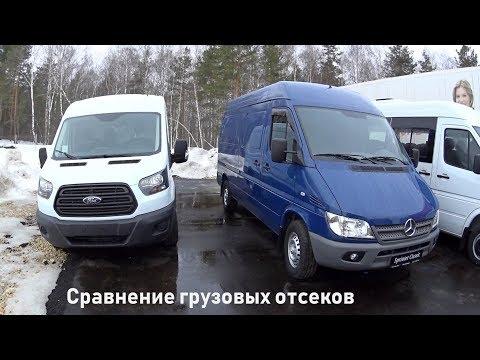 Мерседес Спринтер Классик