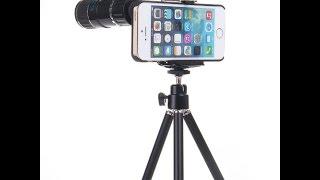 12X ZOOM объектив для iPhone 5/5s(, 2014-10-28T14:46:10.000Z)