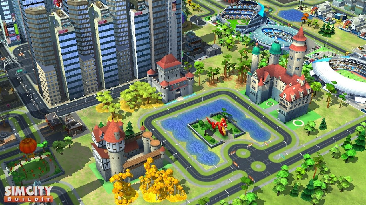 Simcity Buildit Contest Of Mayors