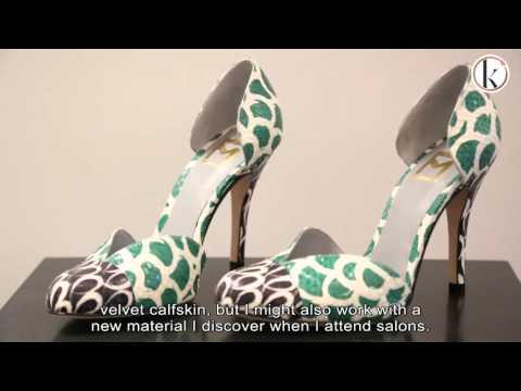 Fred Marzo - French shoe designer
