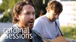 Hot Water Music - The Traps - CARDINAL SESSIONS
