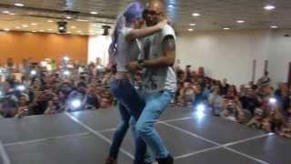 Видео: ALBIR & SARA kizomba choreography in FEELING KIZOMBA FESTIVAL MADRID 2013