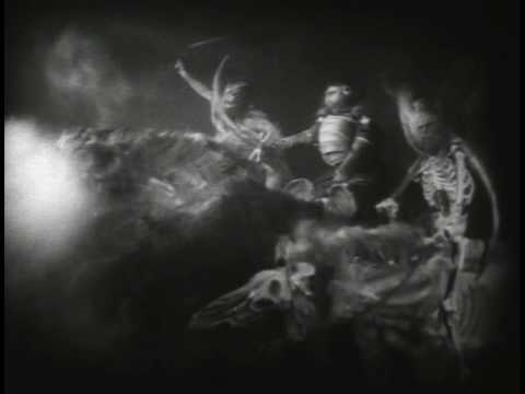 Faust (1926) FW Murnau Opening