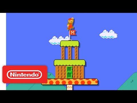 Super Mario Maker – Mario's Day Off (Fan Vote Results)