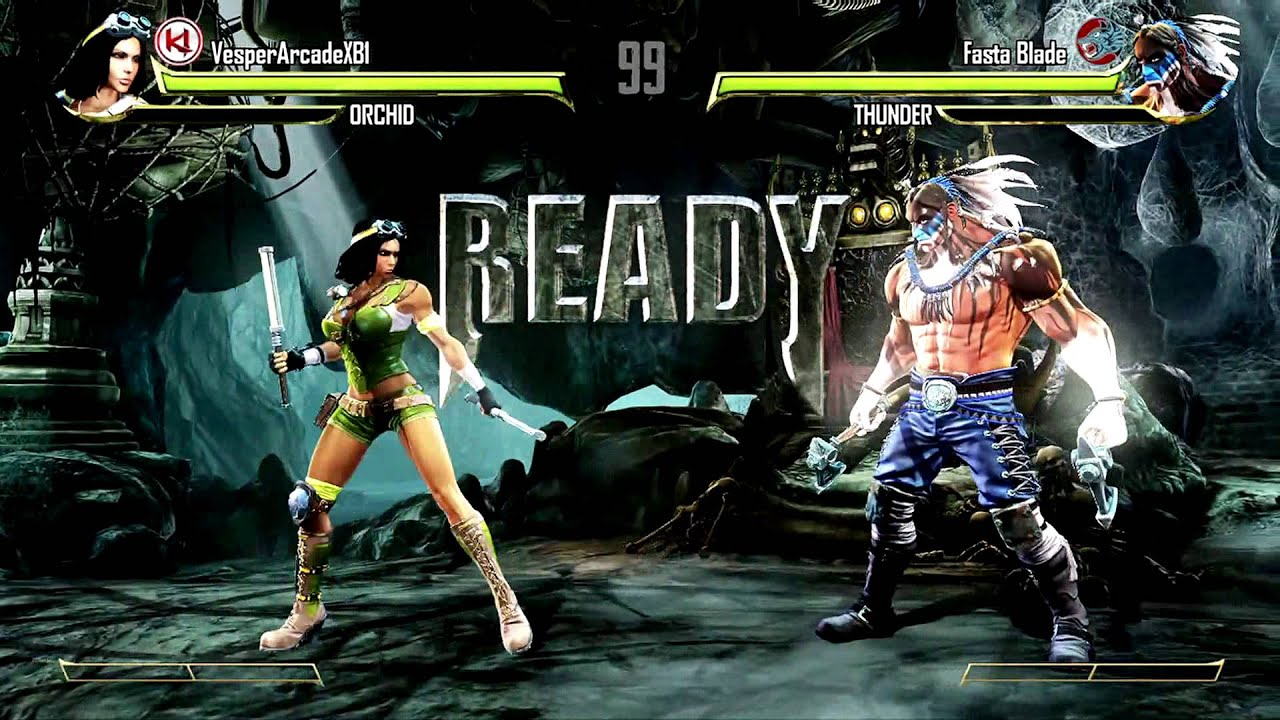 VA Killer Instinct Ranked Matches 6