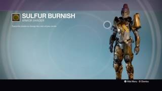 Deluxe Edition Shaders Aren