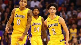 Lakers ready to trade Kuzma and Ingram but not Lonzo Ball?