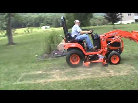 2017 Kubota Bx2360 Sub Compact Tractor