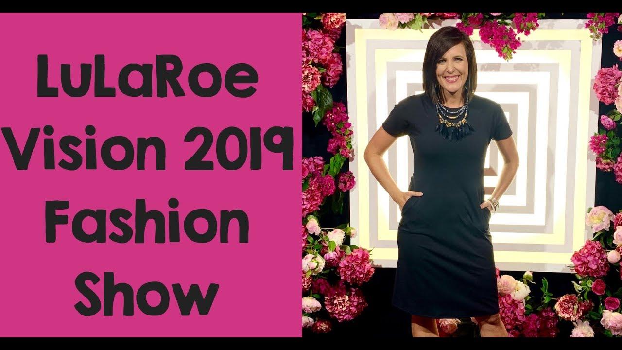 New Lularoe Styles 2020.Lularoe Vision 2019 Fashion Show New Styles Coming Before 2020
