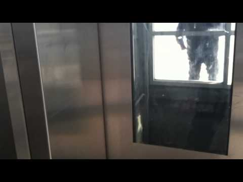 Graeginator Rides The Elevator at CTA 69th Red Line Station in Englewood, South Side Chicago