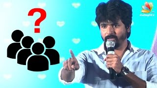 Sivakarthikeyan's Crying Episode: Reveals People Who Are Against Him