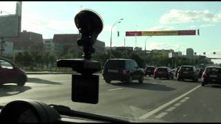 Обзор видеорегистратора DVR 027 ( hd dvr 027 )  от Video-gadget.ru