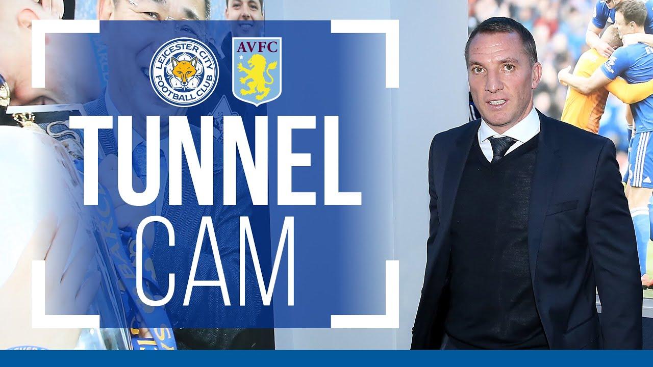 Tunnel Cam | Leicester City 4 Aston Villa 0 | 2019/20