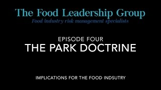 The Park Doctrine