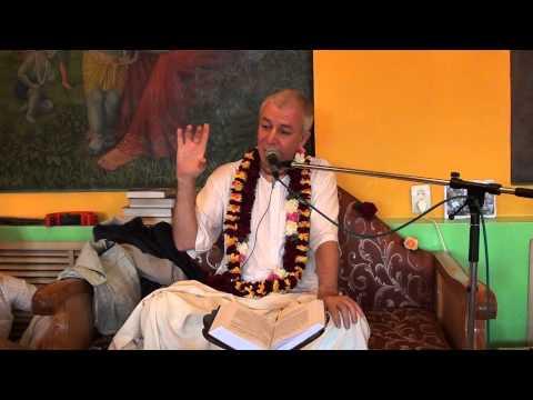 Бхагавад Гита 6.44 - Чайтанья Чандра Чаран прабху