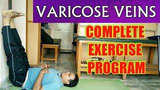 gimnastica cu varicose varicose video)