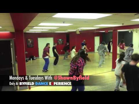 Timbaland Release - Hip Hop Dance Class in Toronto