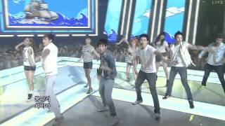miss A & 2PM Cut (Jul 24, 2011)