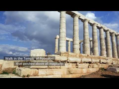 Cape Sounio Half Day Tour from Athens