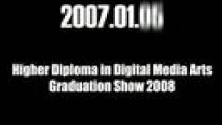 DMA Graduation Show 2008 trailer