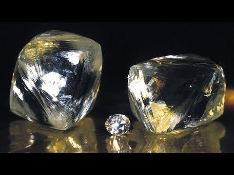 Как делают алмазы. Производство синтетических алмазов