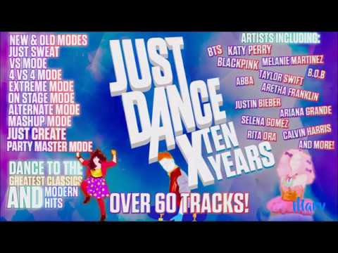 Just Dance 2019/X - Concept Speed Art