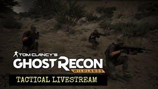 Ghost Recon Wildlands: Operation Shadow Vanguard Watch: Tactical livestream