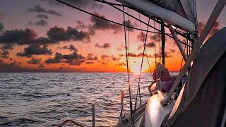 what 39 s it really like to sail across an ocean atlantic crossing part 1 sailing ruby rose ep 64
