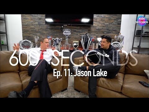 Jason Lake - Founder and CEO of compLexity | 600 Seconds Ep. 11