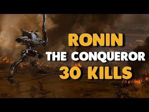 Titanfall 2 - RONIN THE CONQUEROR   Stim Life (30 Kills)
