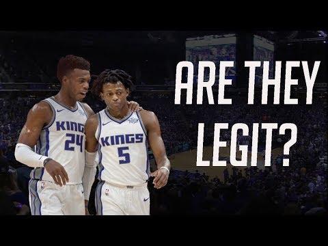 Are The Sacramento Kings... Actually GOOD?
