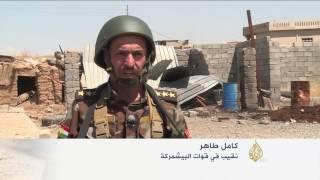 تنظيم الدولة يشن هجوما واسعا في الخازر شرق الموصل