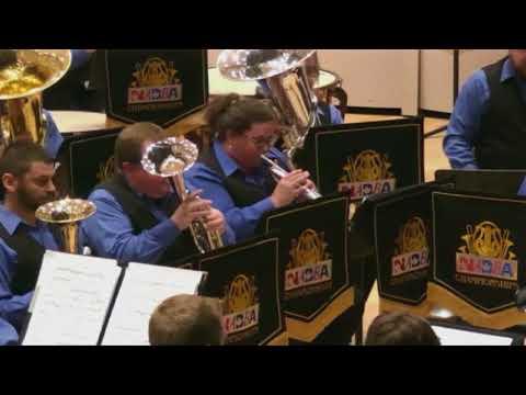Fountain City Brass Band NABBA 2016