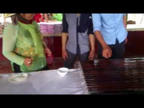 quy trình làm kẹo dừa