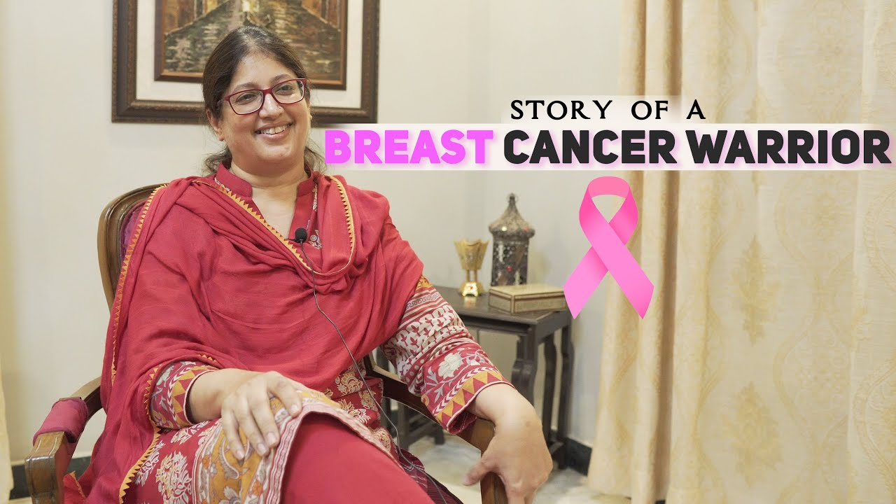 STORY OF A BREAST CANCER WARRIOR
